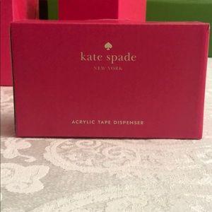 kate spade Office - Kate Spade Tape Dispenser